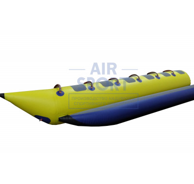 Inflatable sleigh 8 seats
