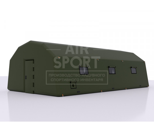 Inflatable tent PKM-45