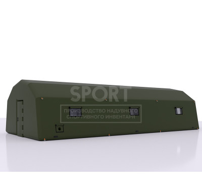 Inflatable tent PKM-57